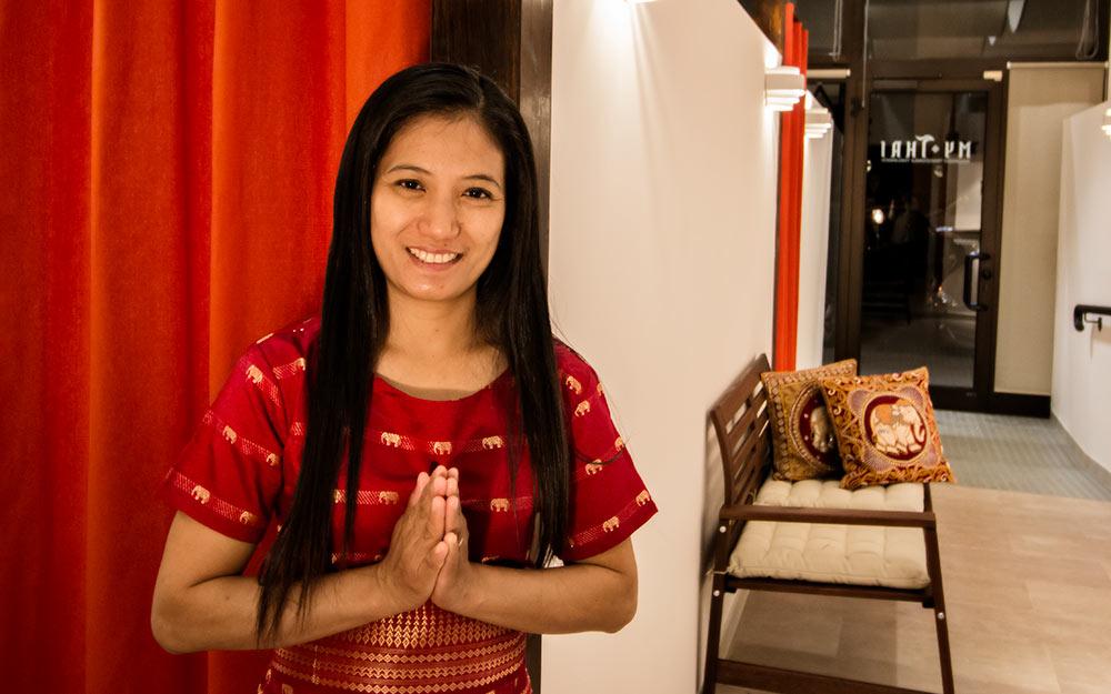 Direttrice del Centro di Massaggio Tradiionale Thailandese My Thai di Bologna