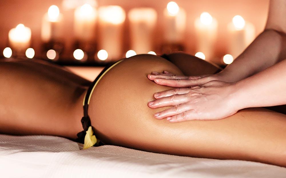 Massaggio thai anti-cellulite. Massaggio drenante che riattiva sistema circolatorio e linfatico.